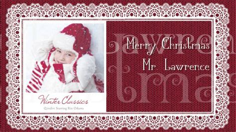qindivi starring rin oikawa merry christmas  lawrence lyrics youtube