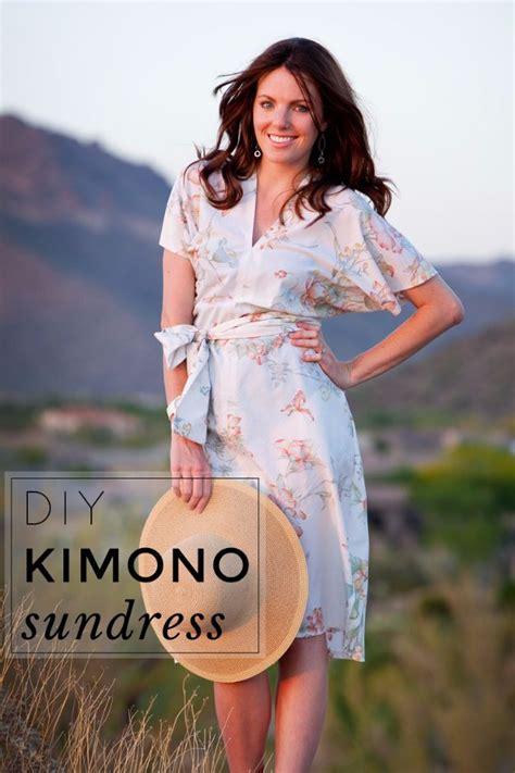 Simple Summer Swing Dress