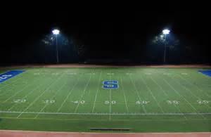 football lights committee raises funds for stadium lights