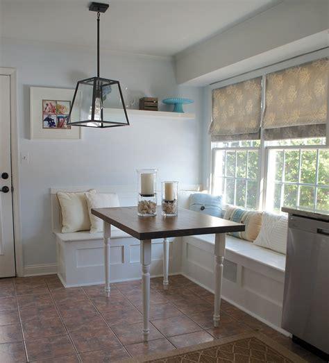 Comfortable Corner White Dining Table Set   Orchidlagoon.com