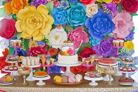 Mexican Food Ideas For Baby Shower by Kara S Ideas Colorful Mexican Themed Baby Shower