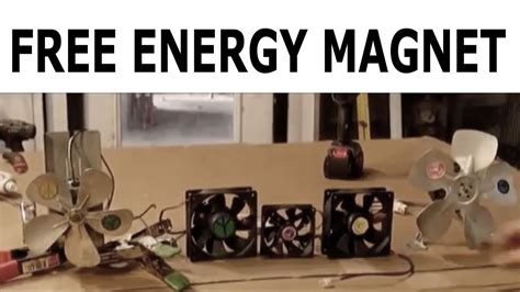 how to build a free energy magnetic motor the green free energy magnet motor fan usings free energy generator