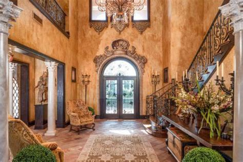 italian style interior design