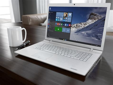 toshiba satellite c55 c review a choice for those who want a looking machine at a