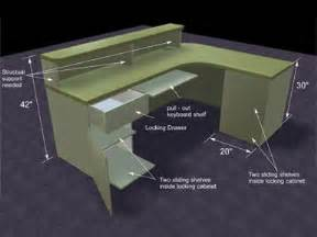 Reception Desk Plan This Is Reception Desk Woodworking Plans Tukang Kayu Kaya