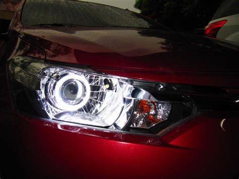 Lu Hid Toyota Vios hid retrofit 187 toyota vios 2015