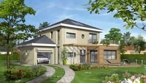 maison moderne villa plan gratuit maisons clair