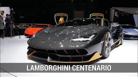 Watch the Lamborghini Centenario attack Nardo   Autoblog