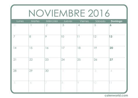 noviembre 2016 calendario para imprimir calendarios para imprimir calendario noviembre 2016 calendarios para imprimir