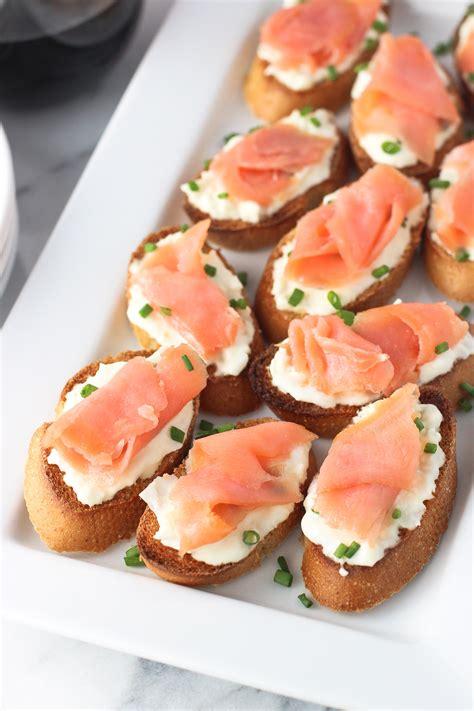 appetizers crostini crostini