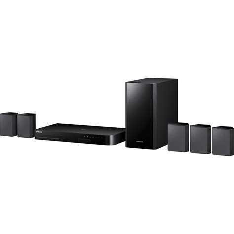 Home Theater Samsung samsung ht j4500w 5 1 channel smart home ht j4500