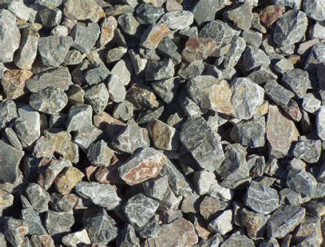 Rock And Gravel Coarse Landscape Supply