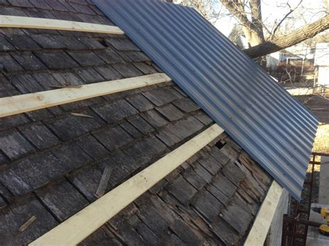 run with metal roofing corrugated metal roof deck