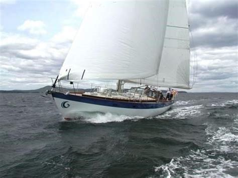 webb boats 2002 french and webb custom sail boat for sale www