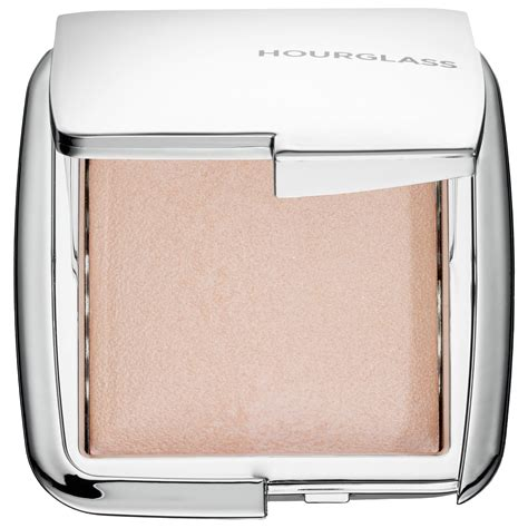 hourglass strobe lighting powder hourglass ambient strobe lighting powder info swatch and
