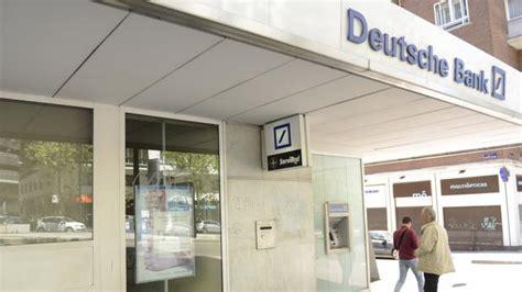 deutsche bank madrid condenados seis ejecutivos deutsche bank por una trama