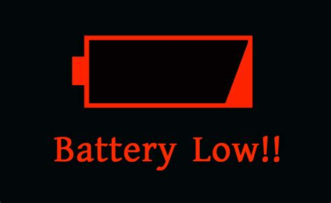Low Batteries addicted to social media check 6 signs
