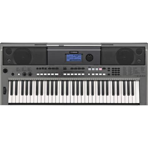 Keyboard Yamaha 4 Jutaan yamaha psre 443 keyboard at gear4music