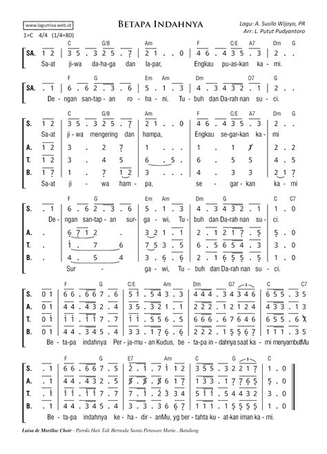 lagu pop partitur lagu pop kumpulan partitur not angka not balok chord lagu laruku no jyuunin not angka armada dimilikimu