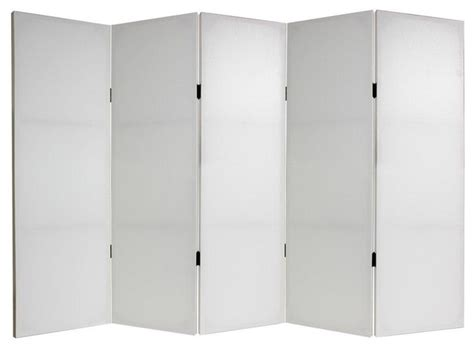 do it yourself room dividers 4 ft do it yourself canvas room divider 5 panel modern screens and room dividers
