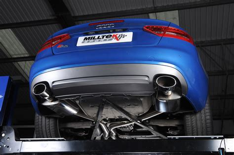 Audi S5 Auspuff by Audi S5 Cabrio Exhaust Preview