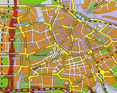 netherlands hostels map trianon amsterdam netherlands youth hostels j w