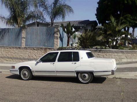 where to buy car manuals 1992 cadillac fleetwood interior lighting find used 1992 cadillac fleetwood 60 special sedan 4 door 4 9l in chula vista california