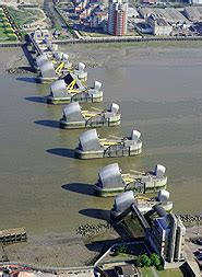 thames barrier in the future too big to flood megacities face future of major storm