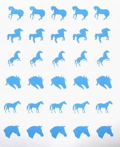 printable etched glass vinyl horse clip art black and white horses clipart etc
