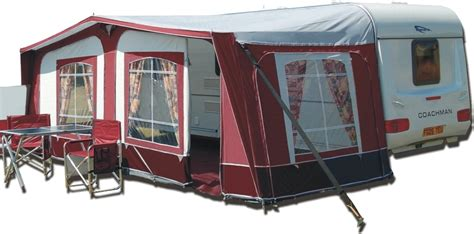 Pyramid Caravan Awnings by Pyramid Corsican Caravan Awning With Steel Frame Caravan