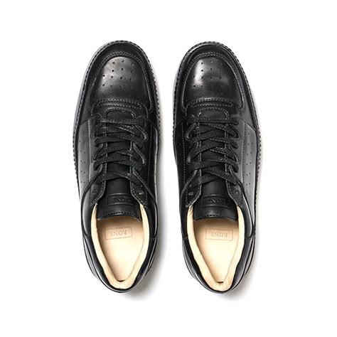 Ninety Five ninety five black leather us 7 rone touch of modern