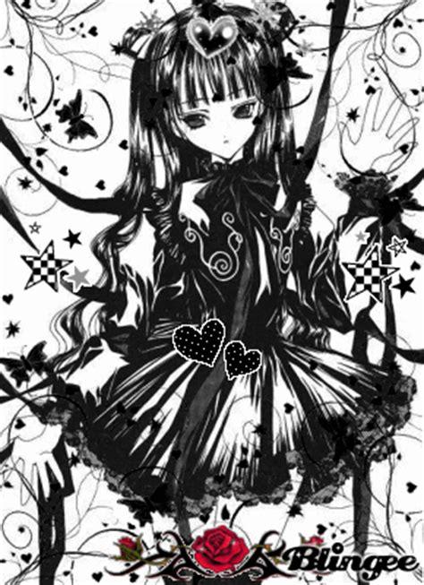 imagenes anime gotico anime gotico fotograf 237 a 89579768 blingee com