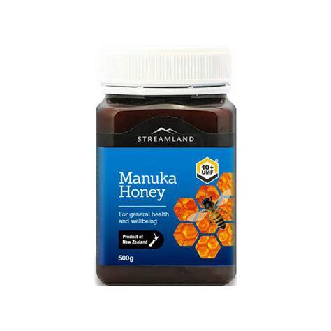 Manuka Honey 5 Streamland 500gr jual madu manuka streamland honey umf 10 500gr prosehat