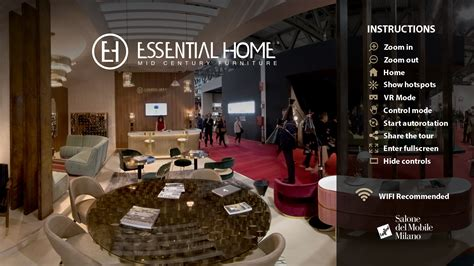 salone mobile 2017 tour of essential home