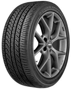 yokohama advan sport  tire review rating tire