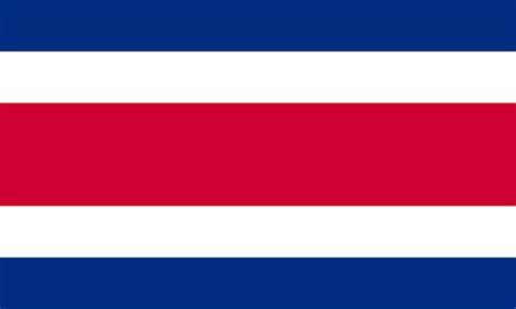 flags of the world large images costa rica flag and description