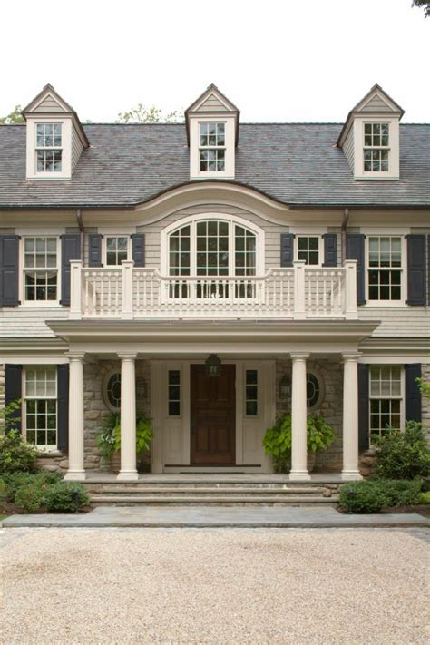 front porches on colonial homes front porch of colonial home hgtv