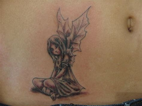 gothic fairy tattoo pictures to pin on pinterest tattooskid pin pin gothic fairy tattoo design for cute tattoos on