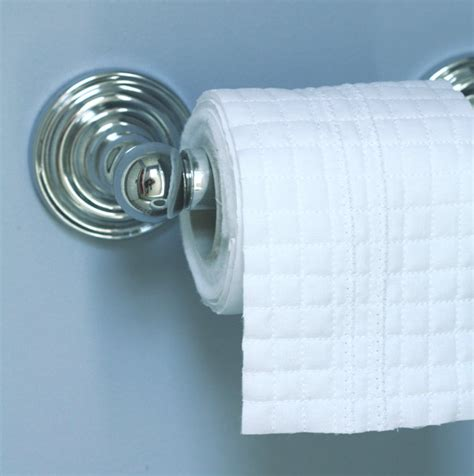 Make Your Own Toilet Paper - quilted tp