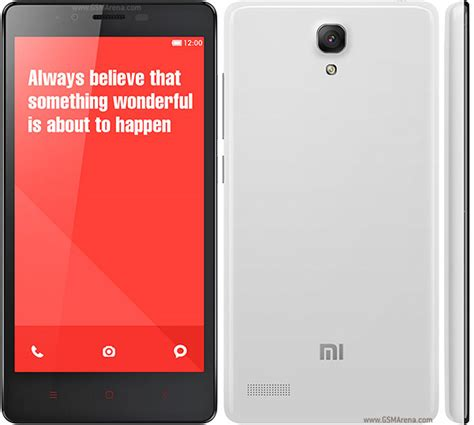 Hp Xiaomi Redmi Note 4g Single Sim xiaomi redmi note 4g pictures official photos