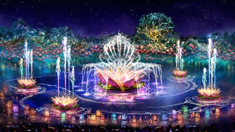 The River Of Lights by New Details Unveiled On Disney S Animal Kingdom S Rivers