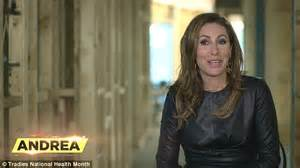andrea moss of the real housewives of melbourne arena ex real housewives star andrea moss in parody called the