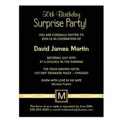 50th birthday quotes invitation quotesgram
