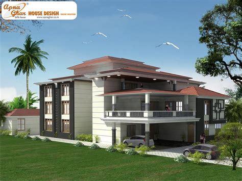 2nd floor veranda design triplex house design apnaghar house design