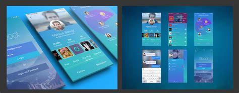 top 35 free mobile ui kits for app designers 2017 colorlib free music sites autos post