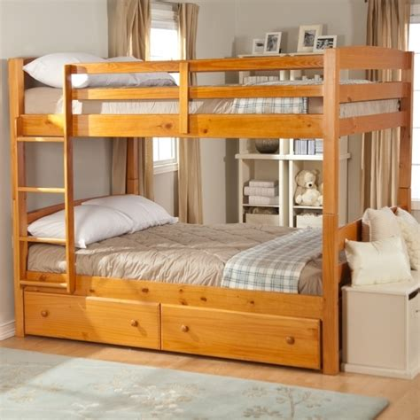 bunk bed with full size bottom bunk beds with full size bottom bryce canyon twin over