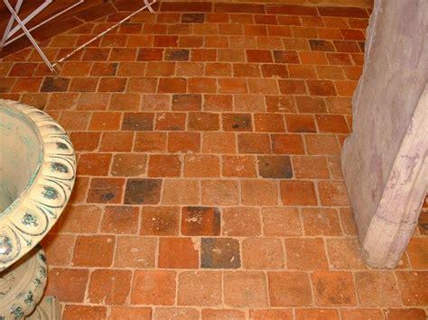 Terra Cotta Tile Flooring by Antique Terra Cotta Tiles