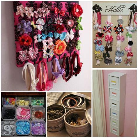 Small Bathroom Cabinet Storage Ideas how to organize hair accessories never lose hair elastics