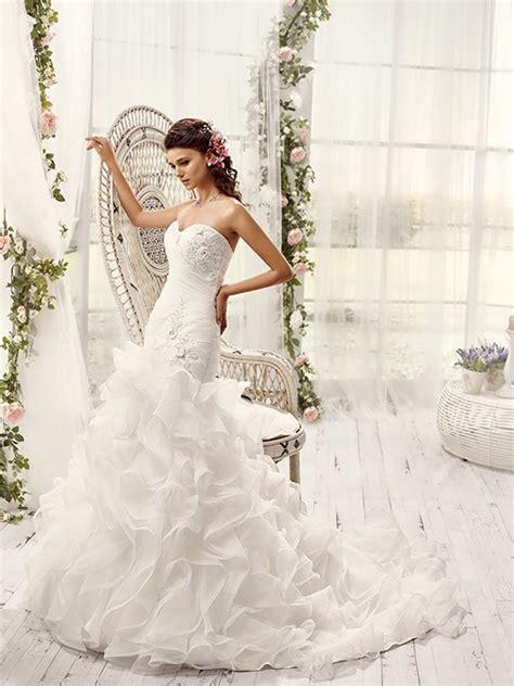 Brautkleider In Weiß by Brautkleider Wien Die Sch 246 Nsten Hochzeitskleider F 252 R Die
