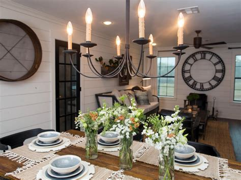 31 home design ideas joanna gaines dining room lighting room design ideas